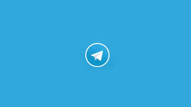 Telegram Messenger App Design