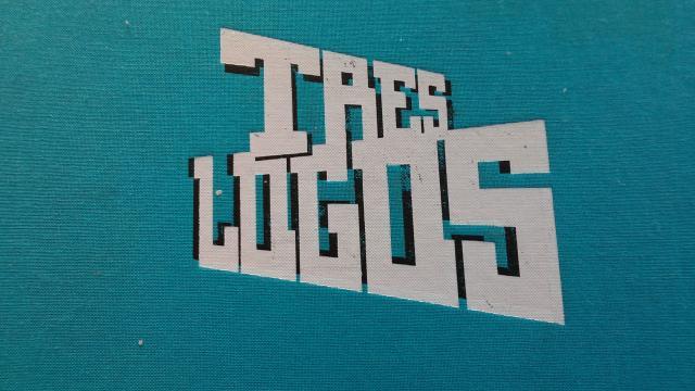 Book Suggestion: Los Logos, Dos Logos, Tres Logos
