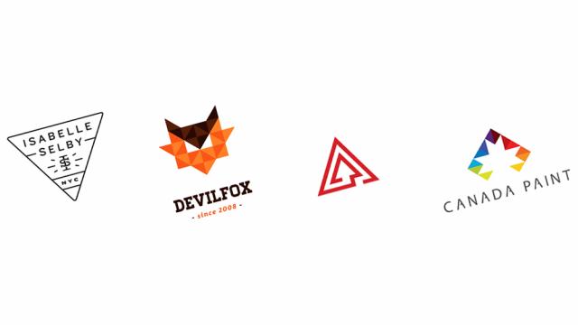 Logo Design: More Triangles