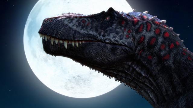 Marvelous 3D Dinosaurs by Vlad Konstantinov