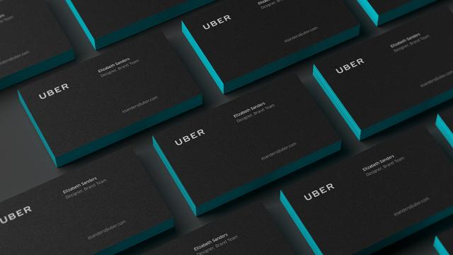 Uber Visual Identity Redesign
