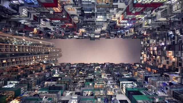 Vertical Horizon Photo Project