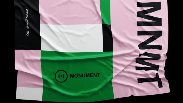 Visual Identity Inspiration: Monument
