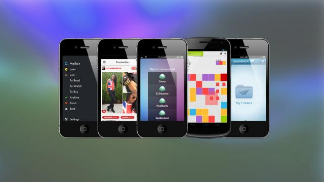 Weekly Apps: Mailbox, Dujour, Camp and more