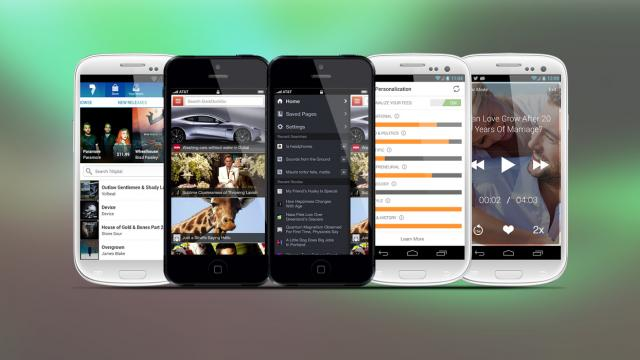 Weekly Apps: Umano, 7digital, Swipes and more