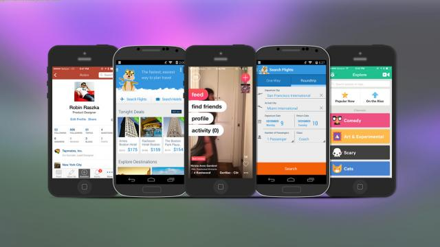 Weekly Apps: Mindie, Hipmunk, Asphalt 8 and more