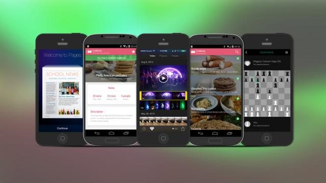 Weekly Apps: Cookbook, Play Magnus, iMovie and more