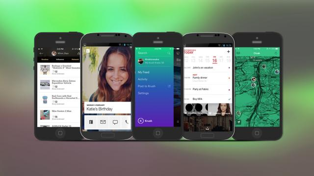 Weekly Apps: Cloack, Stack, Krush and more
