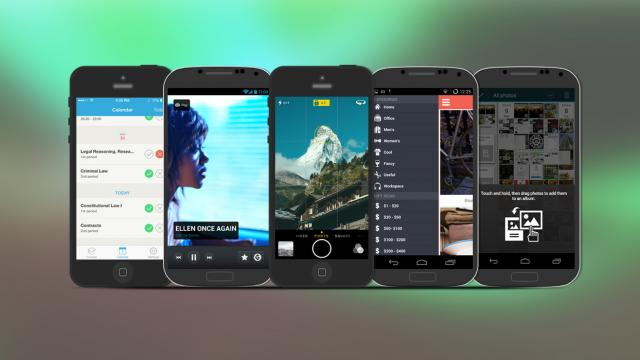 Weekly Apps: Cameleon, Absences, Earbits and more