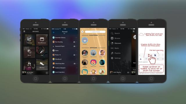 Weekly Apps: Full, Icebergs, Spotify and more