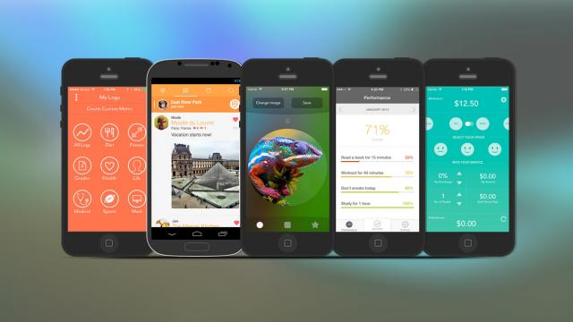 Weekly Apps: Disciplino, Loggr, Gratuity and more