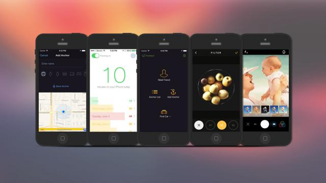 Weekly Apps: Moment, Talloor, Shutter and more