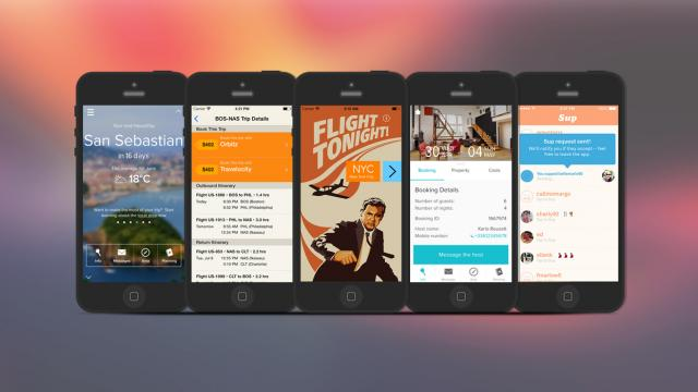 Weekly Apps: HouseTrip, Hanxs Writter, Saucey and more