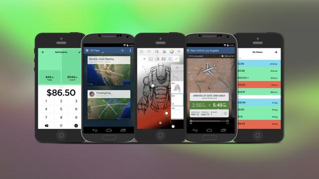 Weekly Apps: FlightTrack, SketchBook, Pennies and more