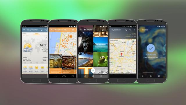 Weekly Apps: Muzei, Field Trip, Clean Master and more
