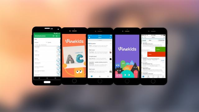 Weekly Apps: Outlook, Wave, Vine Kids and more
