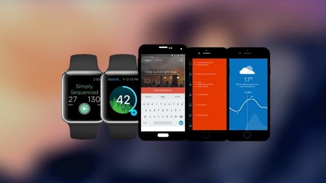 Weekly Apps: FitStar Yoga, Moleskine, Waterbalance and more