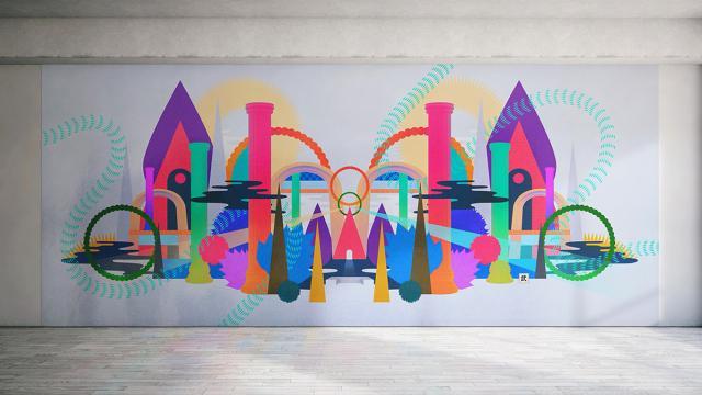 Inspiring Artworks by Takeshi