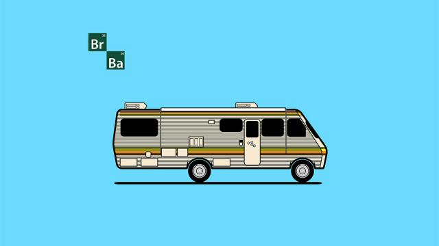 Wallpaper of the Week - Breaking Bad