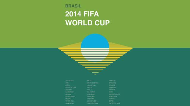 Wallpaper of the Week - 2014 FIFA World Cup