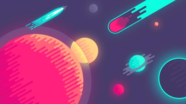 Wallpaper of the Week by Nina Geometrieva