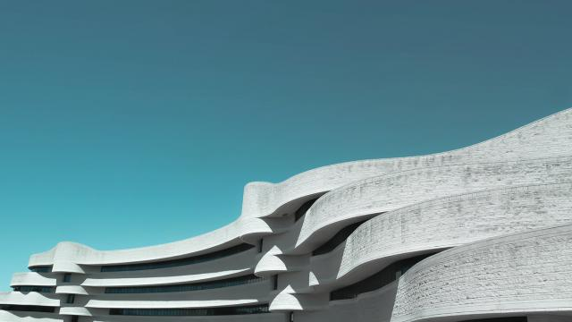 Wallpaper of the Week - Minimal Architecture