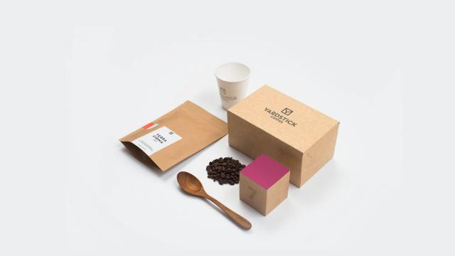 Yardstick Coffee - Branding