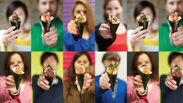 Yoobi Temakeria : Good Food Meets Good Design in London