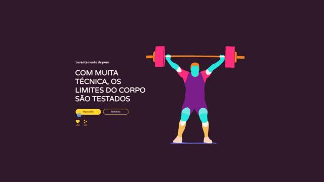 ZH OURO Rio 2016 - UI/UX